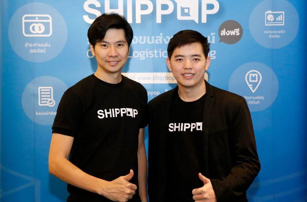SHIPPOP สตารท์อัพอี-โลจิสติคส์ โต 600% กำไร 70ล้าน ลุยตลาดอาเซียน รับยักษ์ใหญ่อีคอมเมิร์ซบุกไทย